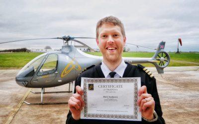 I'm a commercial pilot!